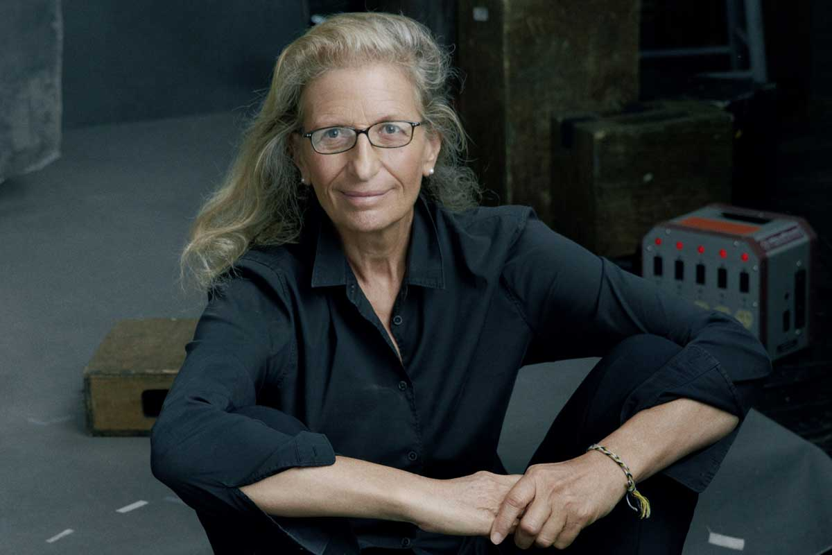 Annie-Leibovitz, Balancing the records