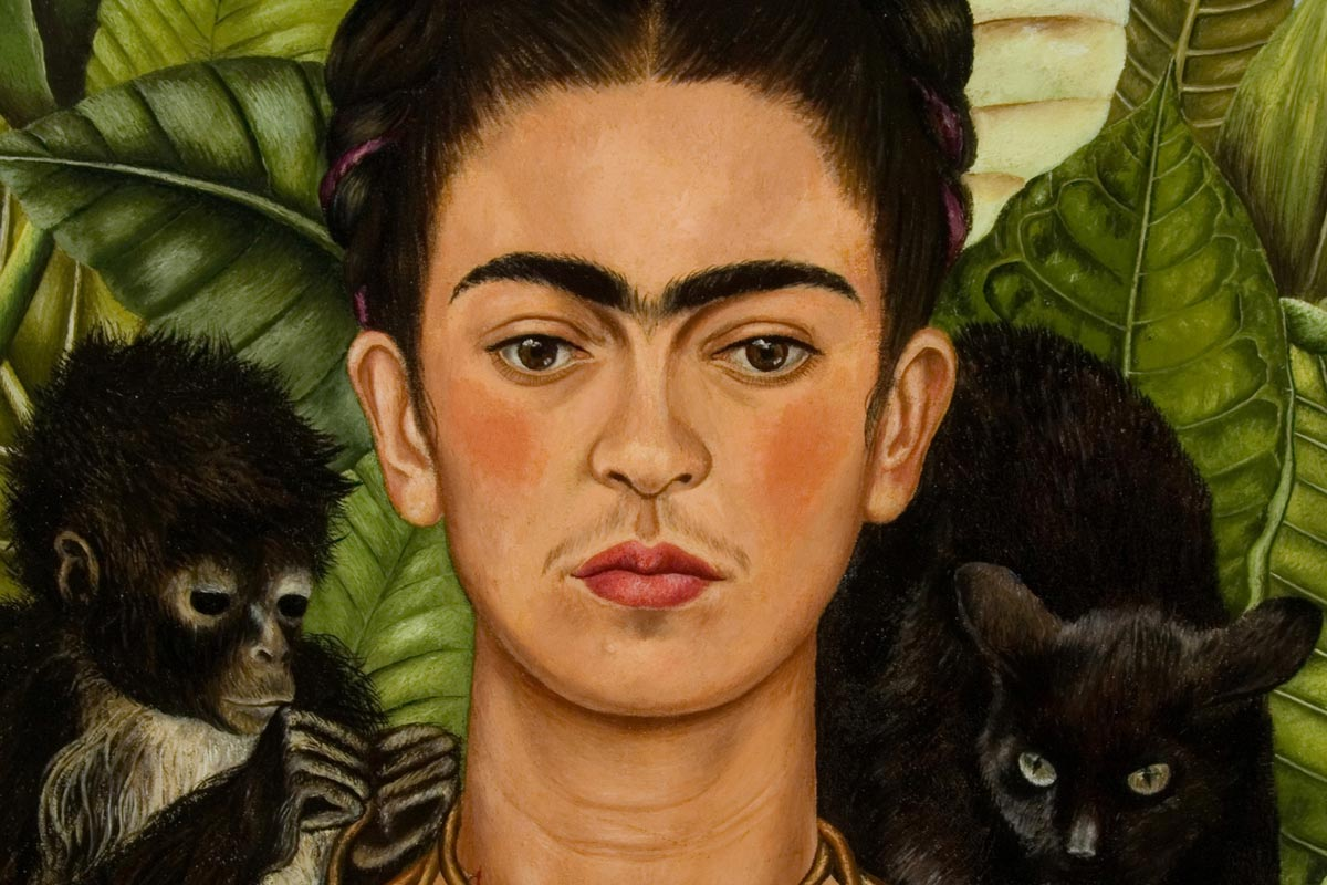 From Suffering Came Great Work, Frida Kahlo