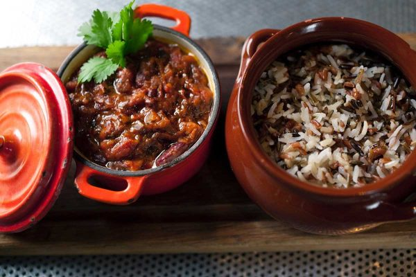 Chilli Con Veggies Grain Store - Bruno Loubet recipe