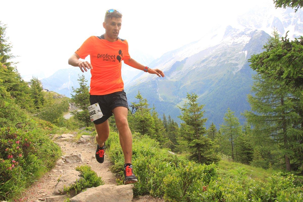 Robbie Britton Ultra Marathon Runner