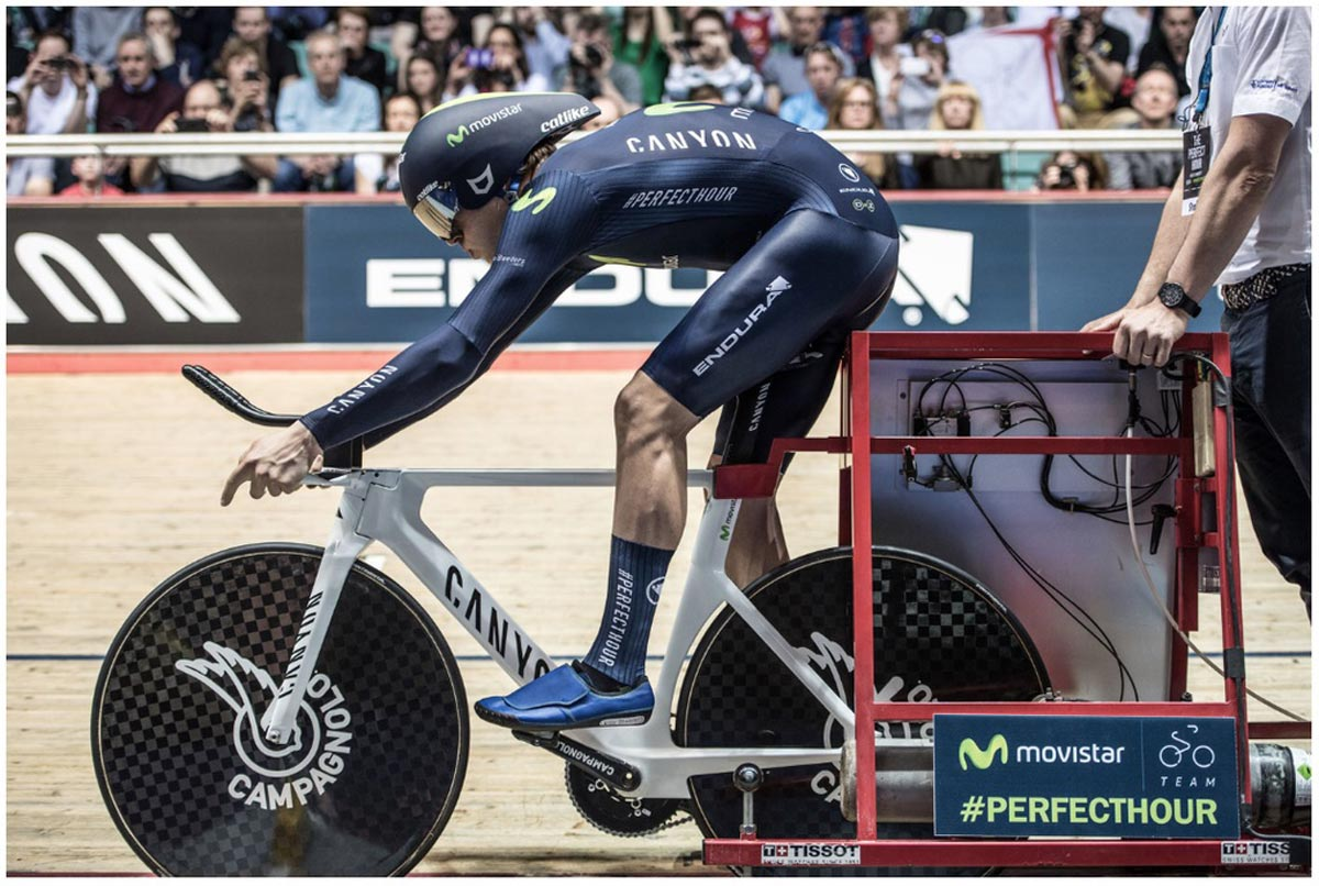 Alex Dowsett Pro Cyclist Perfect Hour