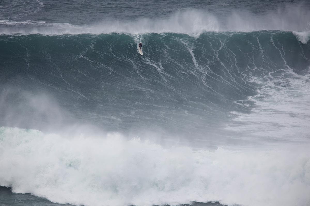 Andrew Cotton Red Bull Surfer