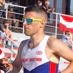 Robbie Britton GB Ultra Marathon Runner