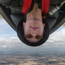 Sarah Kelman Glider Pilot