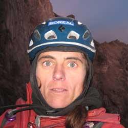 Silvia Vidal Pro Climber