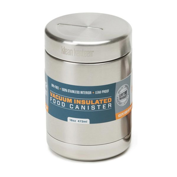 Food Canister Vaccum Insulated 473ML 16oz Packing