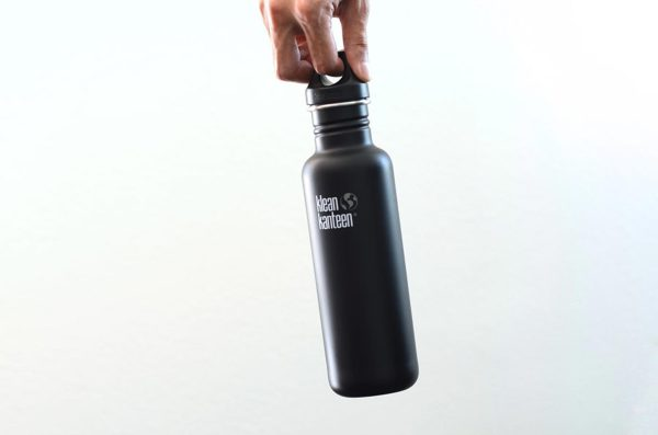 Klean Kanteen Classic Water Bottle Finger Loop