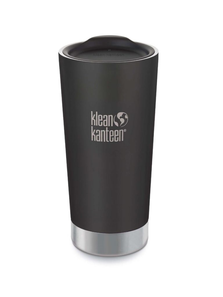 Klean Kanteen Insulated Tumbler Black 437ml