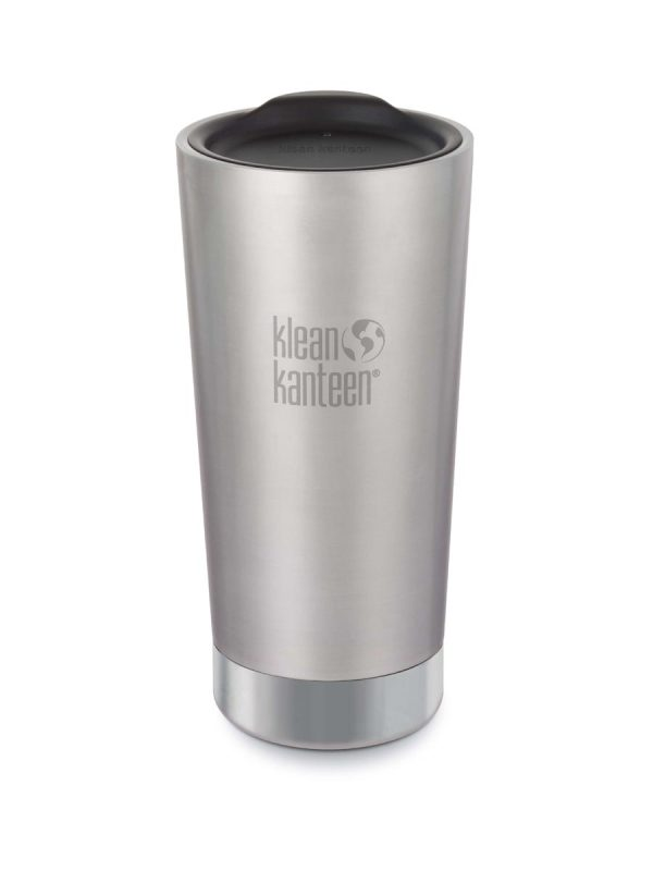 Klean Kanteen Insulated Tumbler Silver 437ml