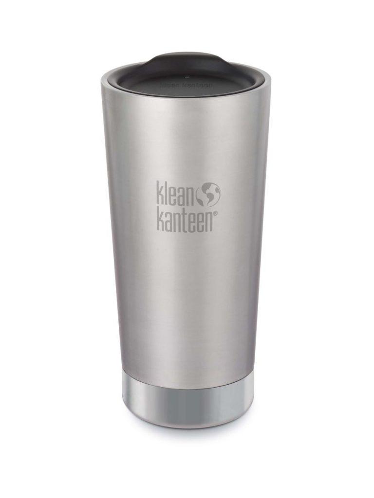 Klean Kanteen Insulated Tumbler Silver 437ml