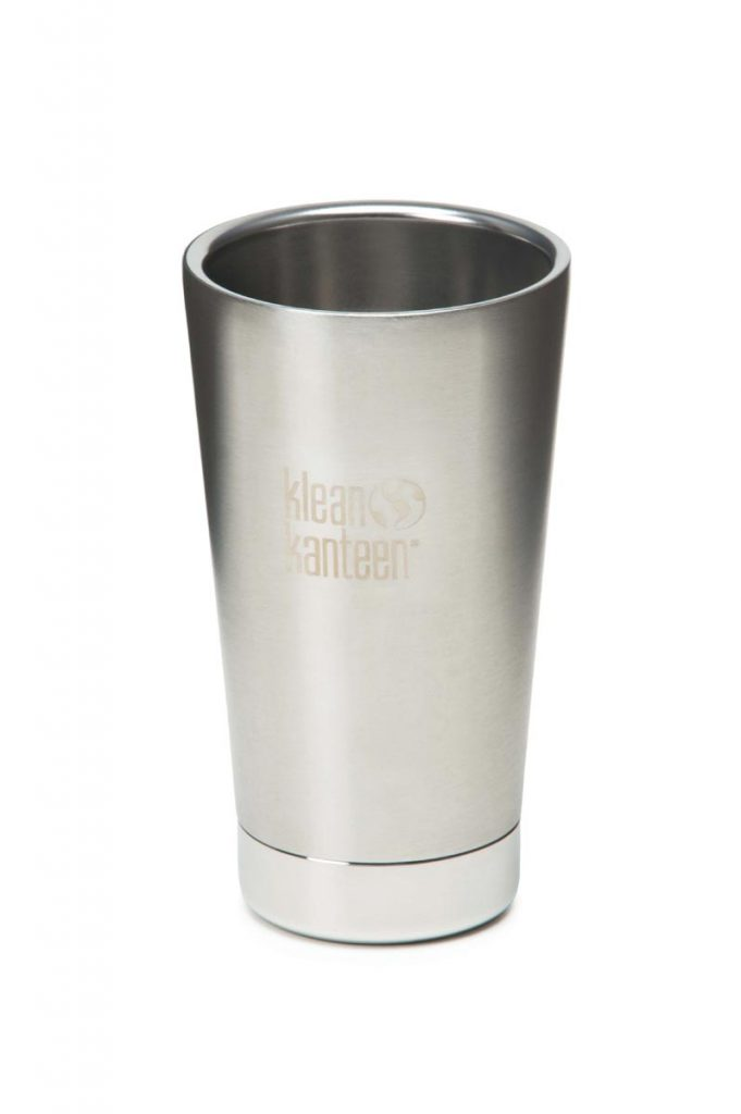 Klean Kanteen Insulated Tumbler Stainless Steel Silver