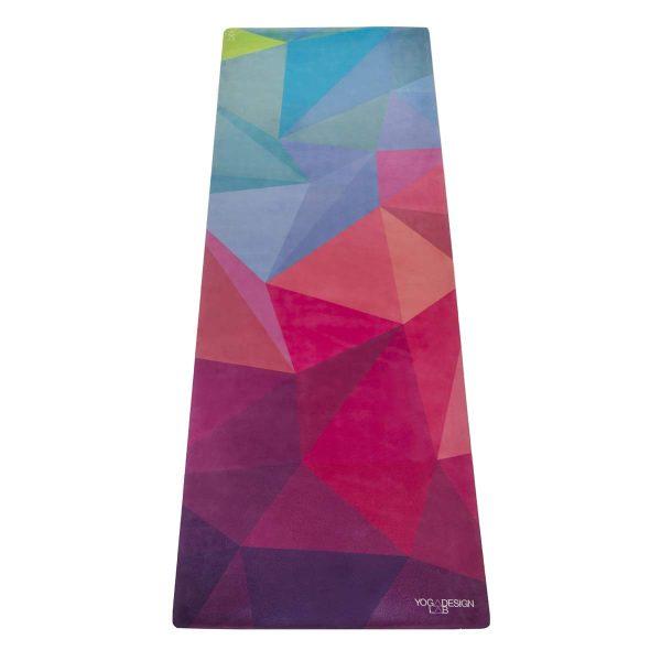 Yoga Design Lab Geo Travel Yoga Mat