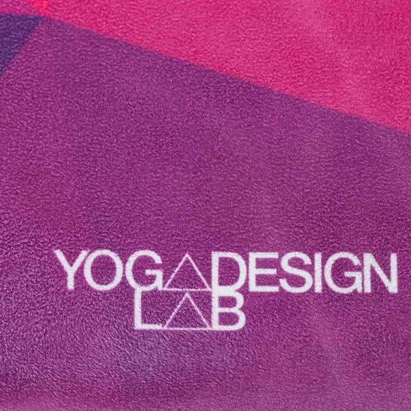 Yoga Design Lab Geo Travel Yoga Mat Font