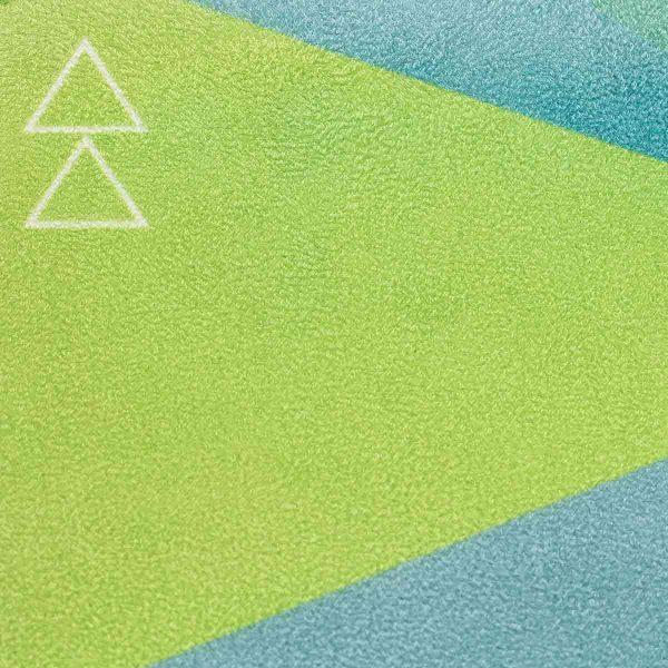 Yoga Design Lab Geo Travel Yoga Mat Logo