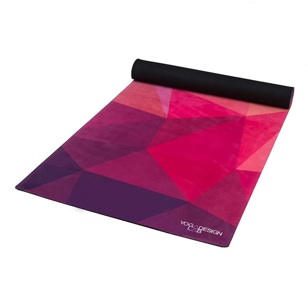 Geo Combo Yoga Mat Supawell