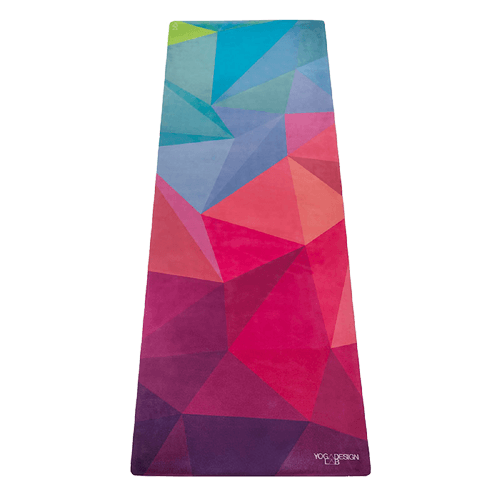 Yoga Design Labs Geo Combo Yoga Mat
