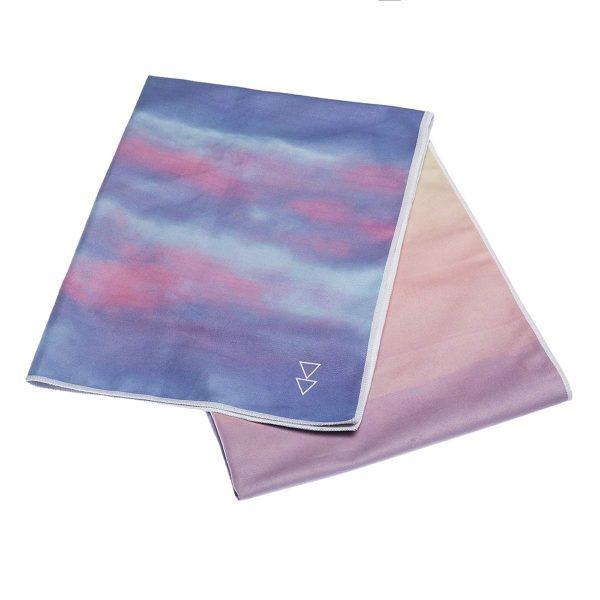 Yoga Design Labs Hot Yoga Towel Breathe Fold
