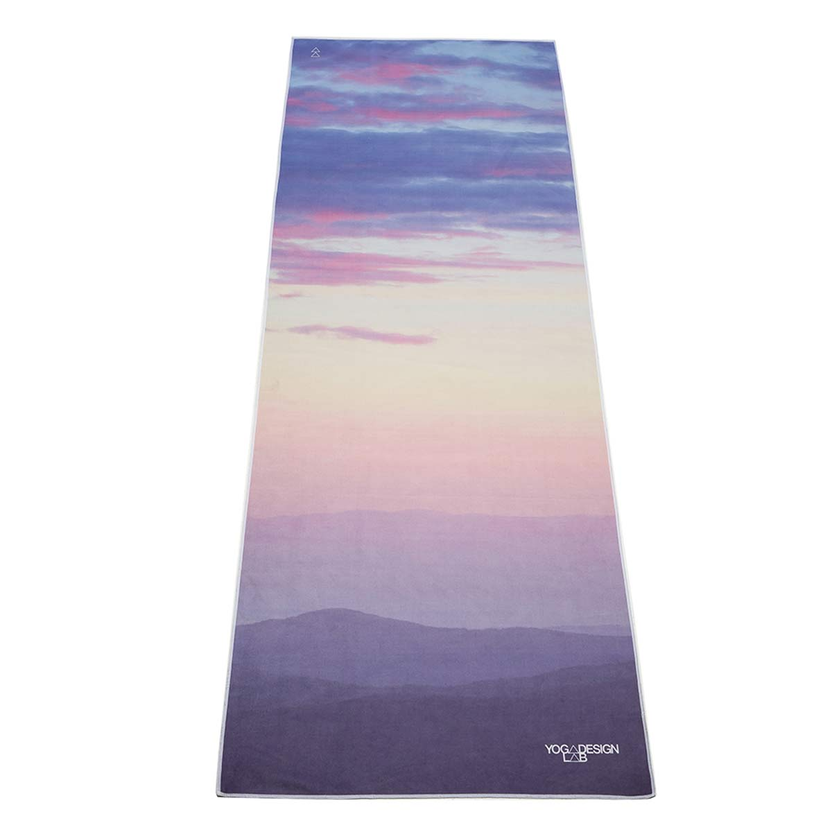 Breathe Hot Yoga Micro Fibre Yoga Towel Supawell