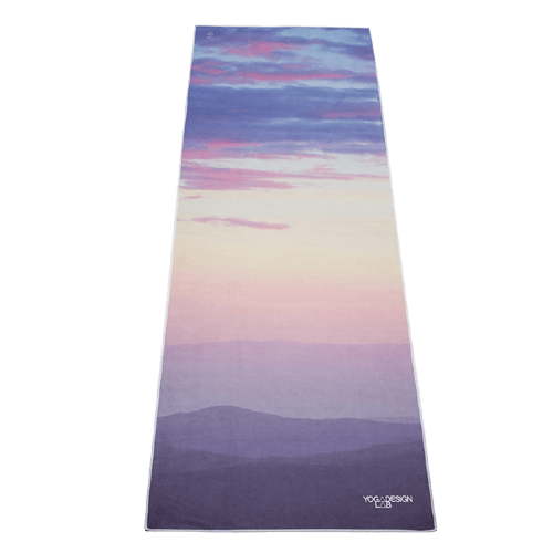Yoga Design Labs Hot Yoga Towel Breathe