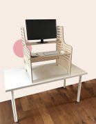 Dogs Bone Stand Up Desk Desktop