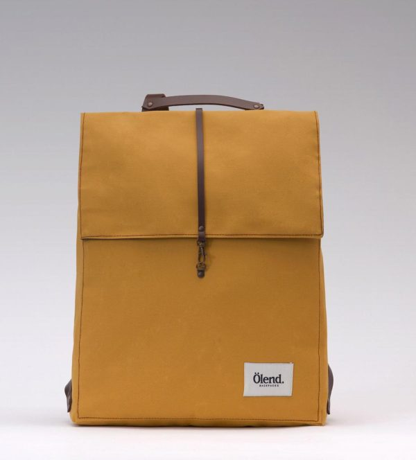 Holden Olend Backpack Yellow