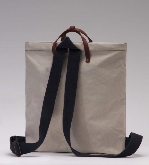 Lia Olend Backpack - Tote style with straps