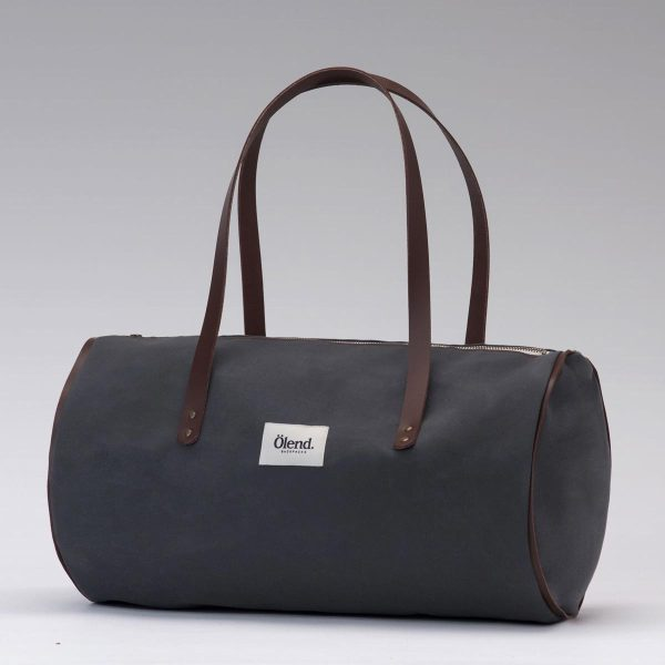 Lupe Duffel Style Olend Backpack