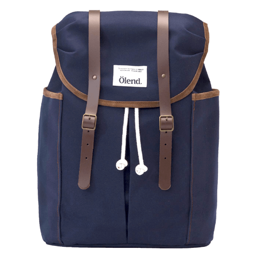 Sienna Blue Olend Backpack