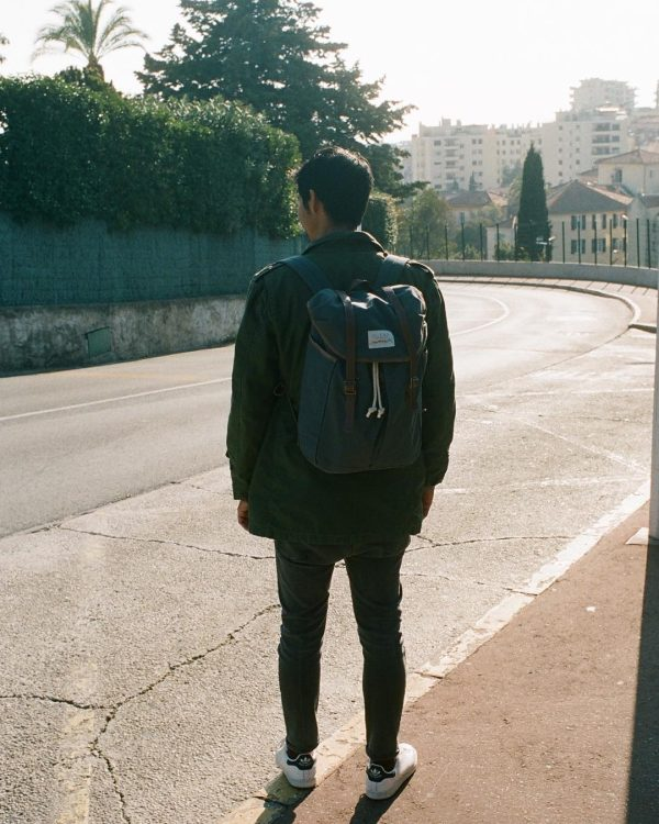 Sienna Olend Backpack - Stylish
