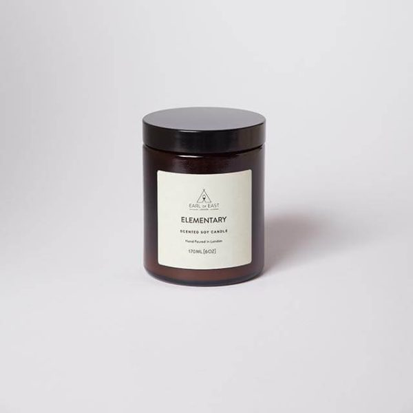 Elementary Scented Candle - Earl of East