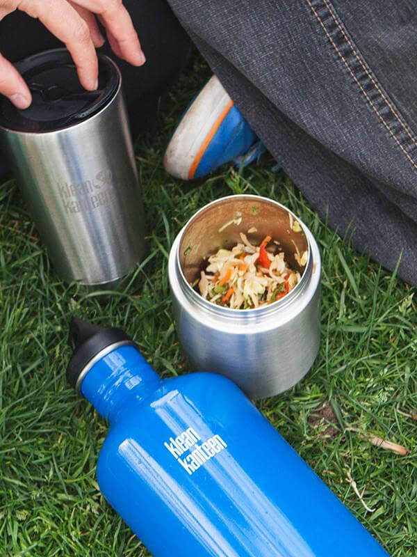 Insulated Food Canister 473ml - Picnic
