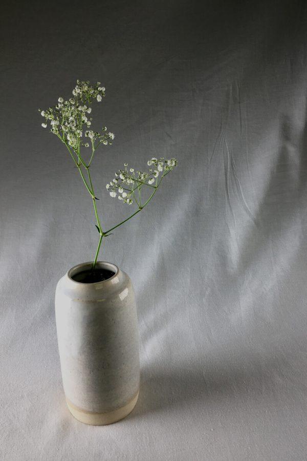Marbled Vase - artisan maker - Bisila Noha Ceramics