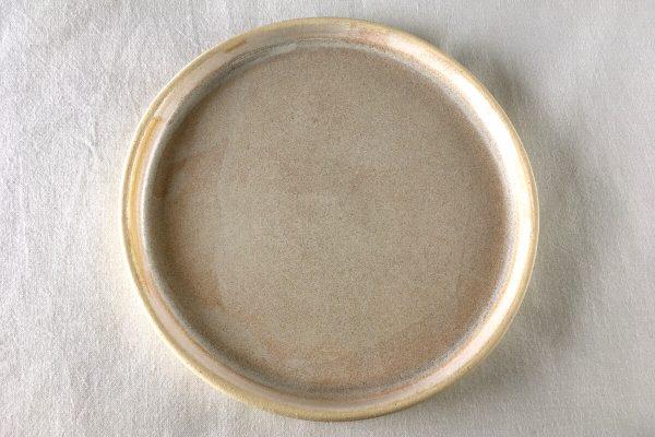 Meringue Side Plate - Artisan - Bisila Noha Ceramics
