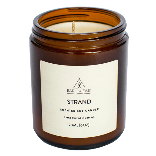 Strand Scented Candle - Earl of East London