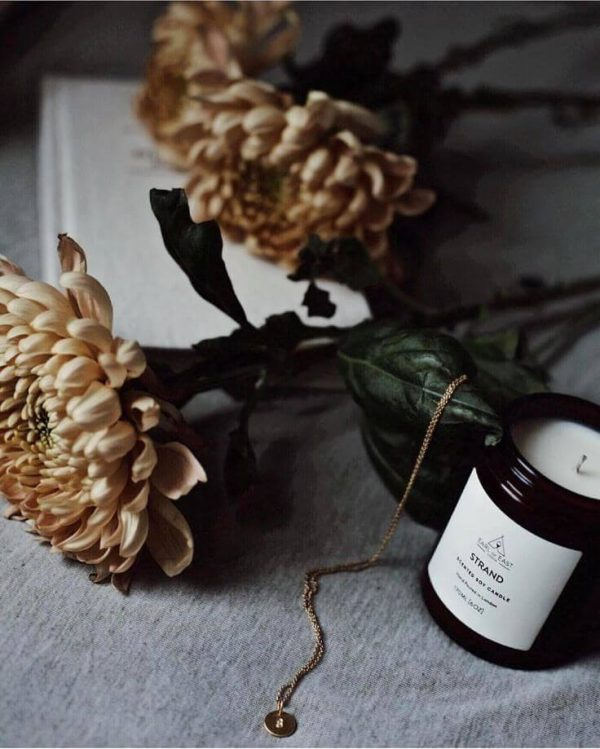 Strand Scented Candle - Flower - Earl of East London