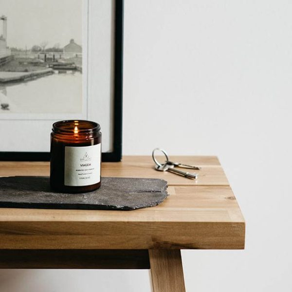 Viagem Scented Candle - hallway - Earl of East London
