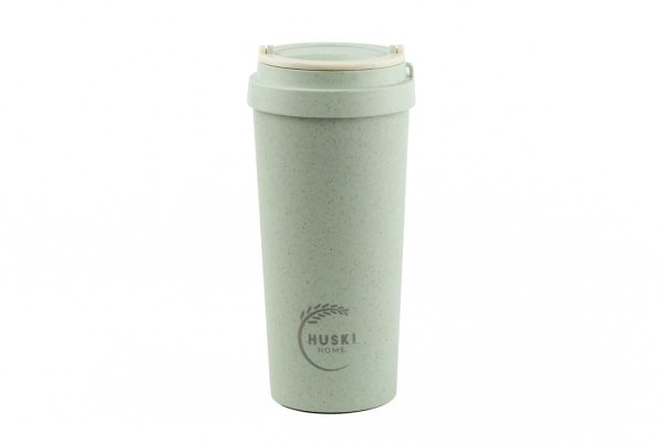 Huski Home Rice Husk Keep Cup 500ml - Duck Egg