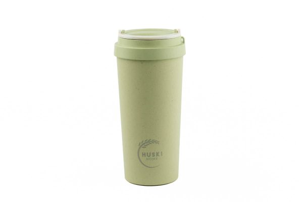 Huski Home Rice Husk Keep Cup 500ml - Pistachio
