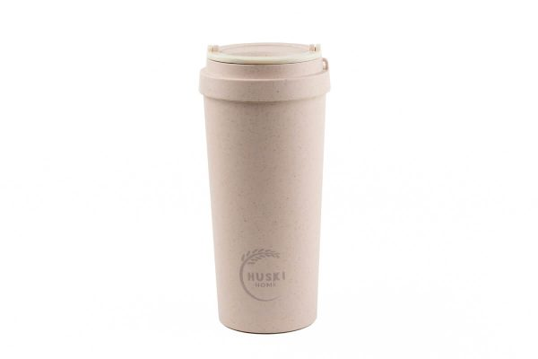 Huski Home Rice Husk Keep Cup 500ml - Rose