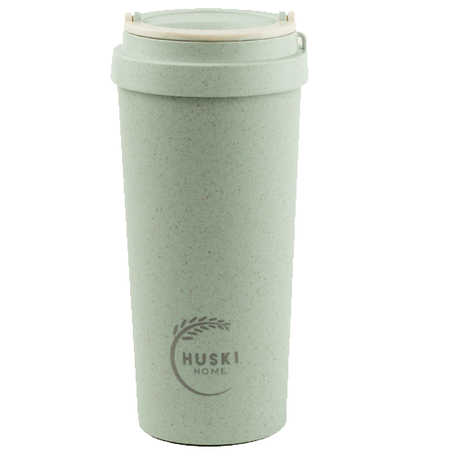 Huski Rice Husk Keep Cup 500ml - Duck Egg